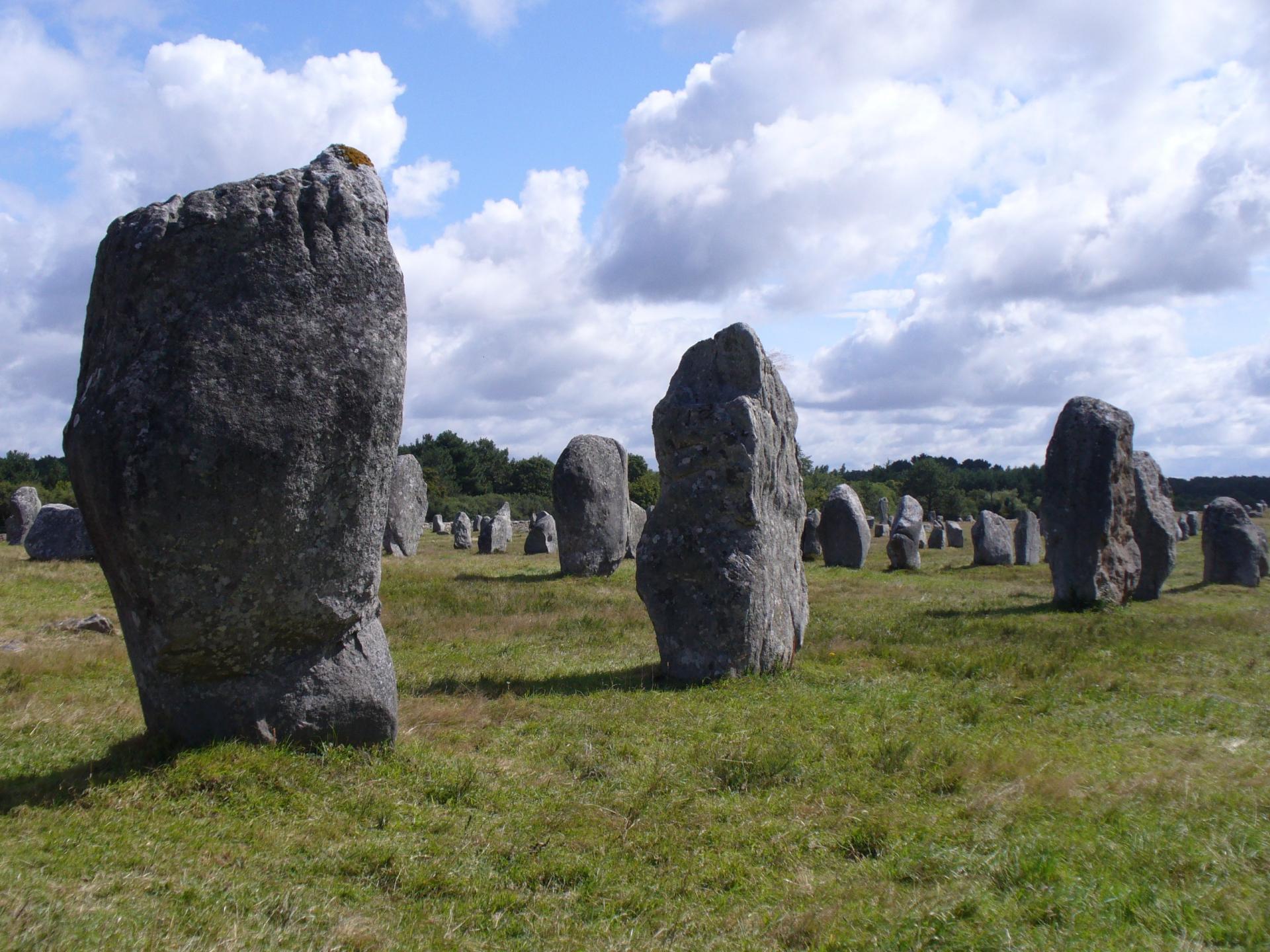 Carnac - Ses menhirs