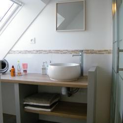 Gîte Le Niheu - Salle de bain