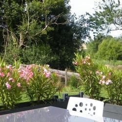 Gîte Le Niheu - Vue de la terrasse