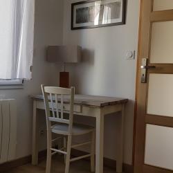 Gîte Le Riec'h - Bureau Chambre
