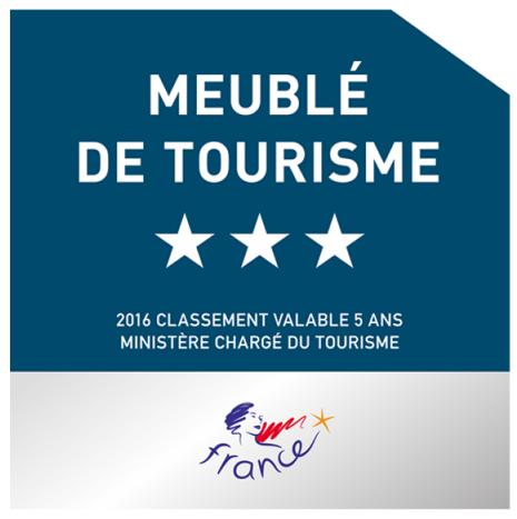 Meubles de tourisme 3 etoiles 2016